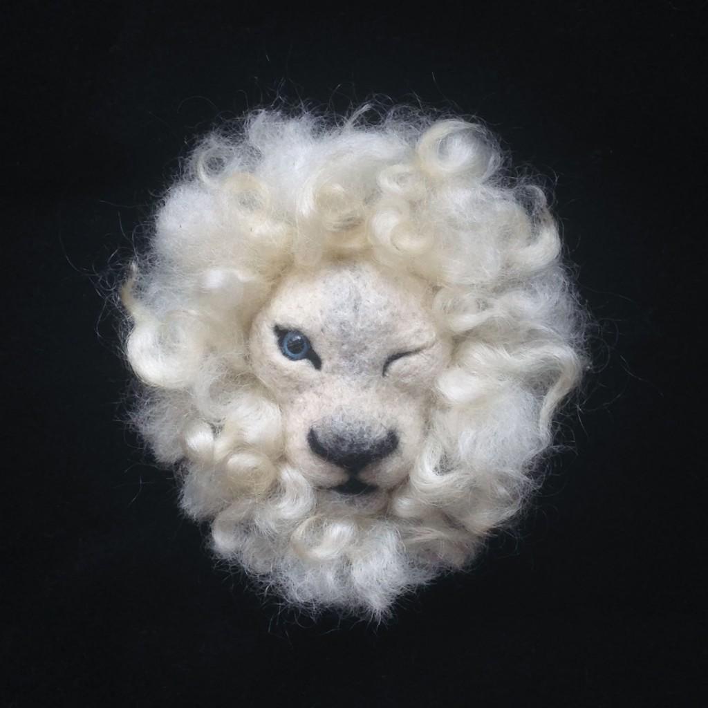 ws用ホワイトライオン正方形